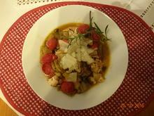 Hähnchenbrust mit Auberginen - Rezept - Bild Nr. 2088