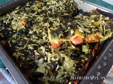 Spinat-Lasagne - Rezept - Bild Nr. 2088