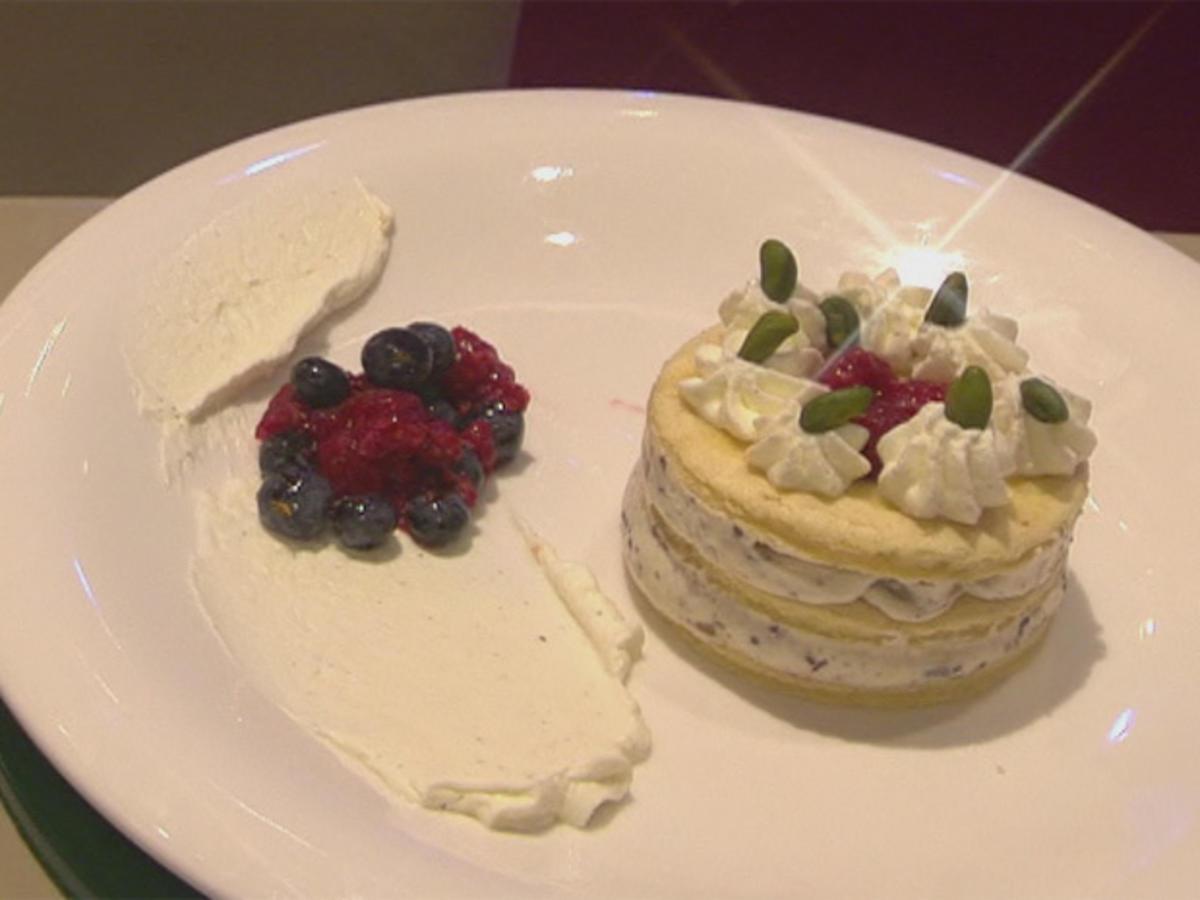 Sizilianische Cassata (Jimi Blue Ochsenknecht) - Rezept von Grill den Henssler