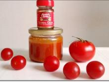 Raffinierte Tomatensauce nicht nur für Chickenburger - Rezept - Bild Nr. 2110
