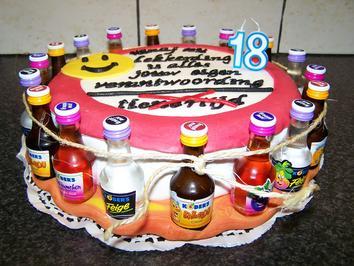 Robby's Torte zum 18. Geburtstag - Rezept - Bild Nr. 2114