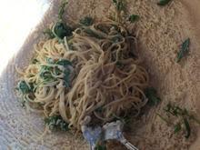 Spaghetti aus dem Grana Padanolaib - Rezept - Bild Nr. 2120