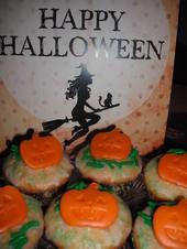 Halloween-Muffins - Rezept - Bild Nr. 2137