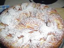 Apfelkuchen ganz einfach und schnell - Rezept - Bild Nr. 2169