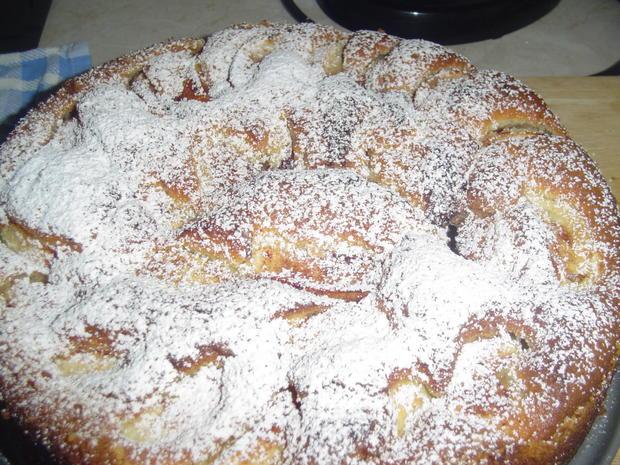 Apfelkuchen Ganz Einfach Und Schnell Rezept Kochbarde