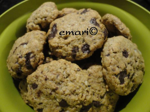Sara's American Cookies - Rezept - Bild Nr. 2183