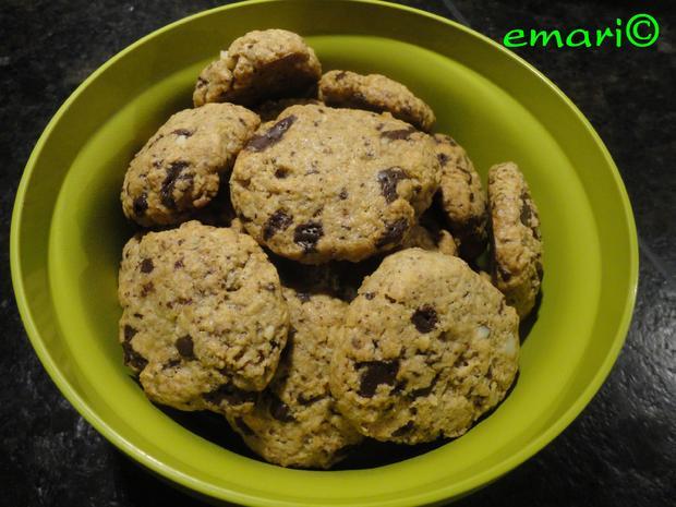 Sara's American Cookies - Rezept - Bild Nr. 2184