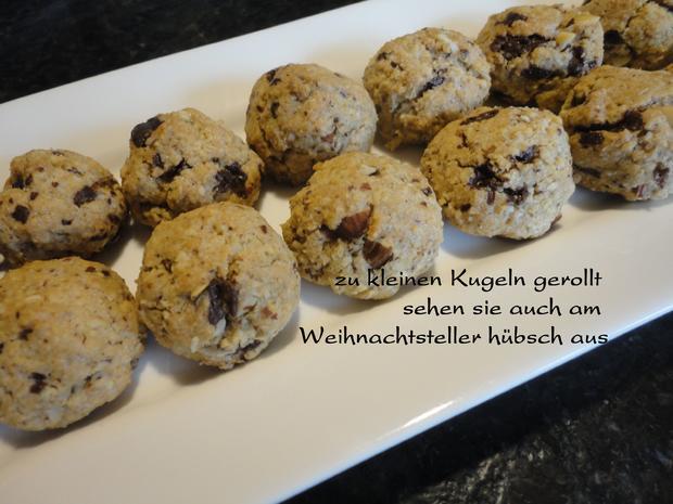 Sara's American Cookies - Rezept - Bild Nr. 2170