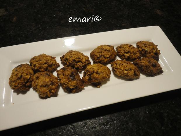 Sara's American Cookies - Rezept - Bild Nr. 2712