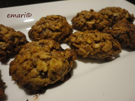Sara's American Cookies - Rezept - Bild Nr. 2713