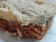Lasagne Bolognese Vegano - Rezept - Bild Nr. 2185