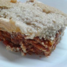 Rezept: Lasagne Bolognese Vegano