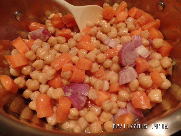 Kichererbsen-Möhren-Suppe - Rezept - Bild Nr. 2197