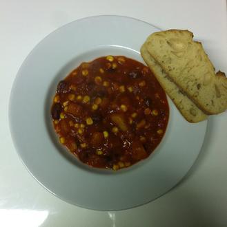 Vegetarisches Kartoffel-Chilli - Rezept - Bild Nr. 3359