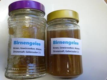 Birnengelee - Rezept - Bild Nr. 2227