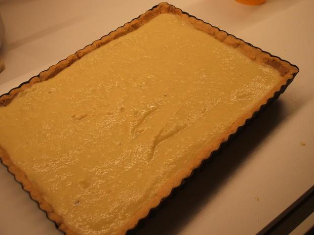 Backen: Cidre-Apfel-Tarte - Rezept - Bild Nr. 2288