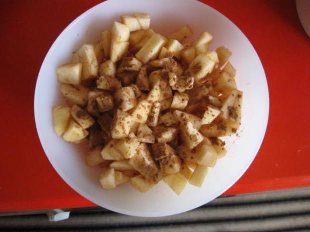 Russischer Apfelkuchen - Rezept - Bild Nr. 2301