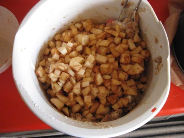 Russischer Apfelkuchen - Rezept - Bild Nr. 2302