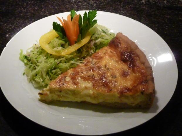 """Käse Kuchen  """" Franco - Suisse """" - Rezept - Bild Nr. 2303"""
