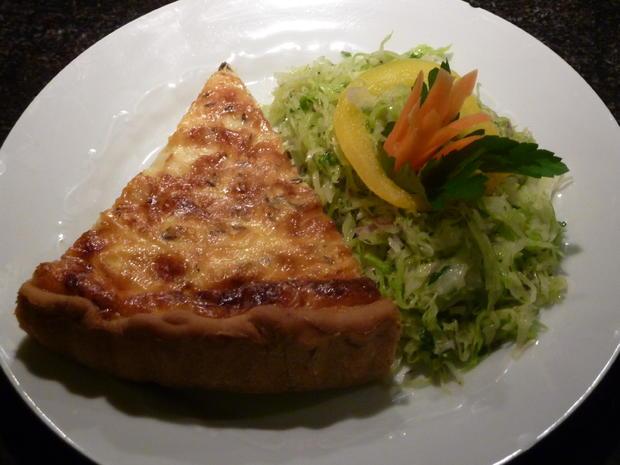 """Käse Kuchen  """" Franco - Suisse """" - Rezept - Bild Nr. 2314"""