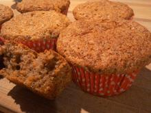 Saftige Möhren-Muffins - Rezept - Bild Nr. 2376