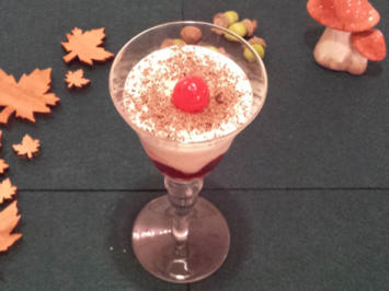 Marzipan-Joghurt-Crème - Rezept - Bild Nr. 2377