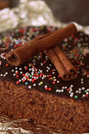 Gewurzkuchen Mit Saurer Sahne Kuchen Vom Blech Rezept Kochbar De