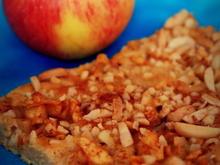 Schwedischer Apfelbiskuit-Kuchen - Rezept - Bild Nr. 2406