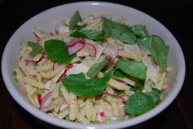 Biergarten-Spätzle-Salat - Rezept - Bild Nr. 2412