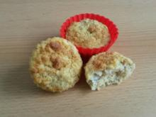 Apfel - Mandel - Muffin - Rezept - Bild Nr. 2458