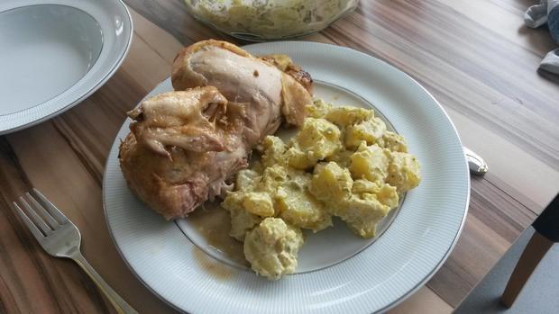 Selbstgemachter Kartoffelsalat - Rezept - Bild Nr. 2578