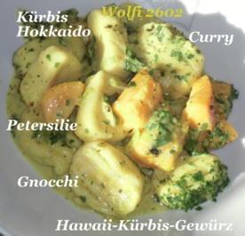 Kürbis-Gnocchi-Ragout - Rezept - Bild Nr. 2575