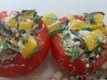 Gefüllte Tomaten - Rezept - Bild Nr. 2578