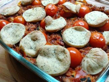 Tomaten-Reisauflauf - Rezept - Bild Nr. 2597