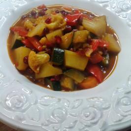 Granatapfel-Curry - Rezept - Bild Nr. 2597