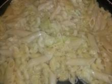 Tagliatelle an Zucchini Zitronen Sauce - Rezept - Bild Nr. 2633