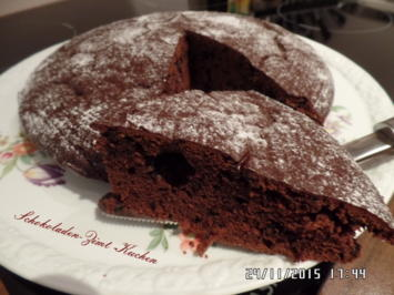 Schokoladen-Zimt-Kuchen - Rezept - Bild Nr. 2708