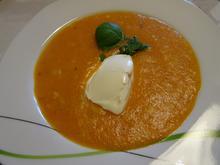Tomatensuppe - Rezept - Bild Nr. 2708