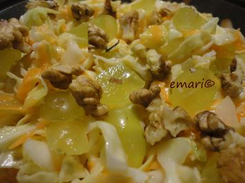 fruchtiger Kraut Salat - Rezept - Bild Nr. 2720