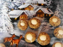 Weihnachtsplätzchen: Anis-Nuss-Makronen - Rezept - Bild Nr. 2825