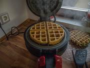 saarländische Küche: Kartoffelwaffeln (Grumbeerwaffeln) - Rezept - Bild Nr. 2775
