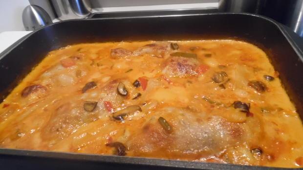 Hühner-Schenkel in Gemüse-Curry - Rezept - Bild Nr. 2795