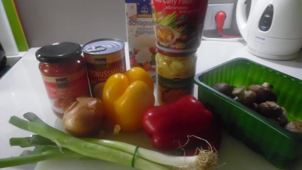Hühner-Schenkel in Gemüse-Curry - Rezept - Bild Nr. 2801
