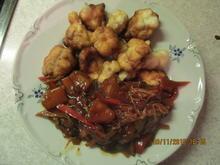Chinesisch: Schweinefleisch süß-sauer - Rezept - Bild Nr. 2862