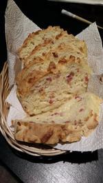 Käse-Schinken-Brot - Rezept - Bild Nr. 2873