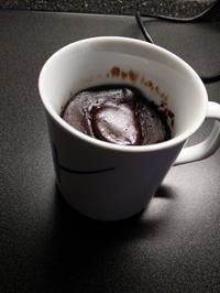 Rezept: Schoko-Mugcake mit Nutella
