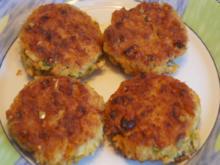 Pikante Buletten mit Reis - Rezept - Bild Nr. 2908