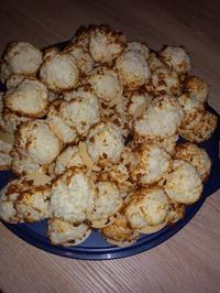 Puderzucker Thermomix 17 kokosmakronen mit puderzucker und quark thermomix rezepte