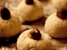 Weihnachtsplätzchen: Kokos-Häufchen; Thermomix - Rezept - Bild Nr. 2945