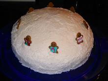 Schneeflocken-Torte - Rezept - Bild Nr. 3003